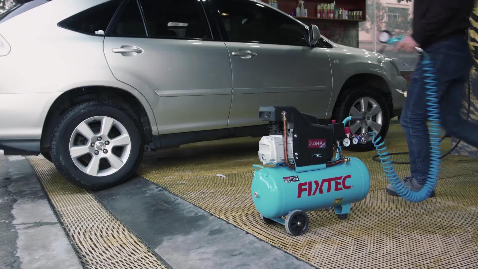 Fixtec 2.5HP 50L portable Mini Air Compressors Compressor