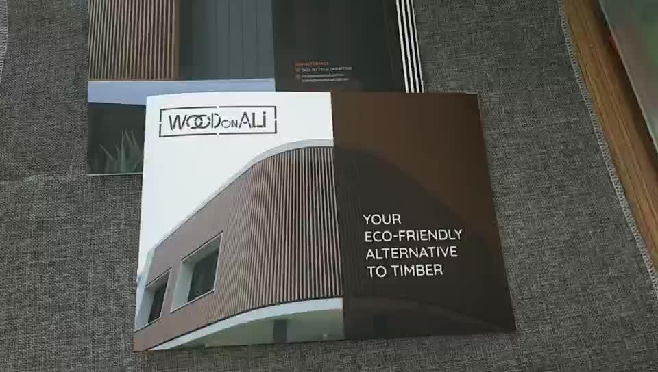 2018 Sela costurado personalizado livreto catálogo de impressão do folheto da cor
