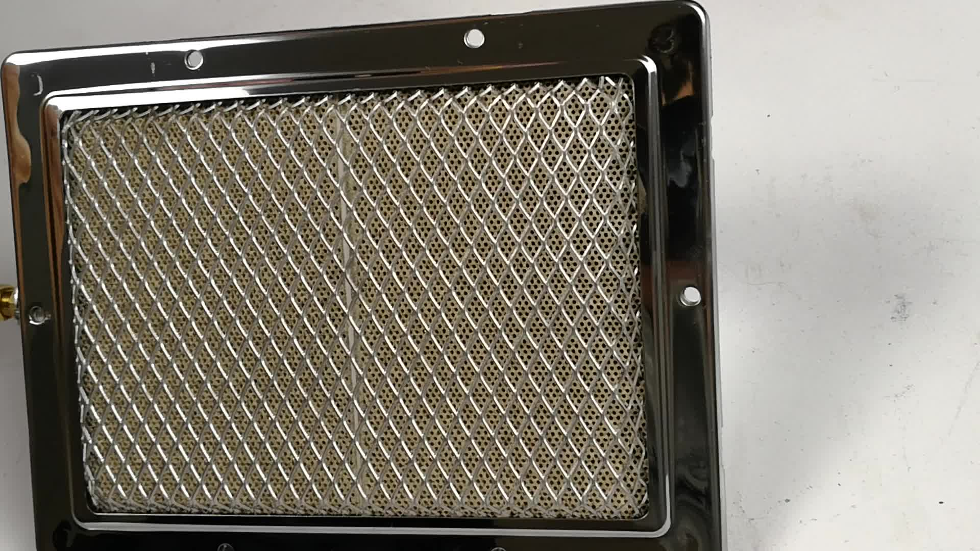 Hot sale Infrared Ceramic Camping BBQ Gas Stove Burner HD220
