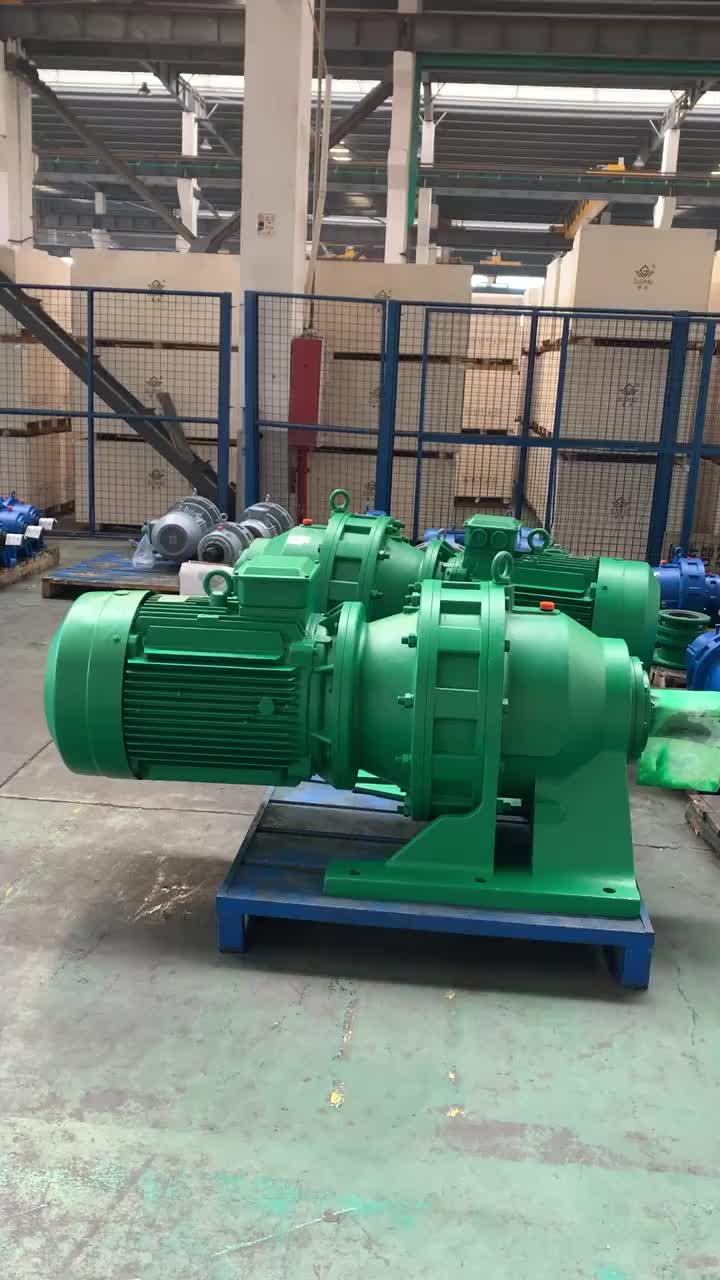 Para uso industrial BLD4 Pinwheel Cicloidal redutor de velocidade Da caixa de Velocidades