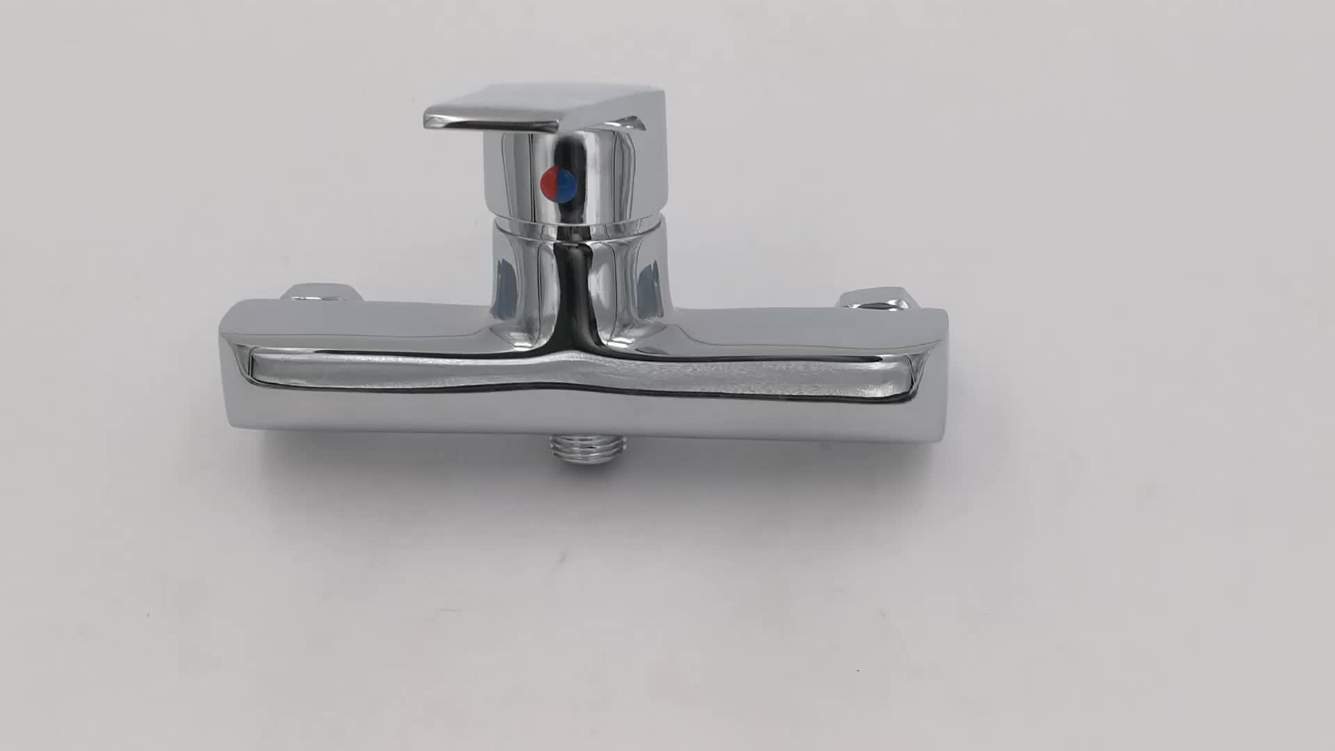Traditional Chrome Bath Shower Mixer Taps