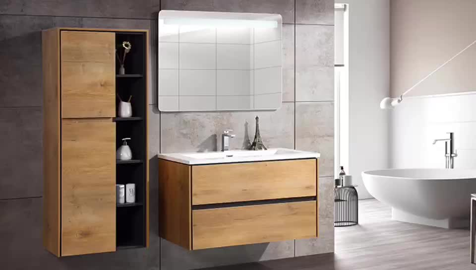 wholesale modern bathroom vanity cabinet