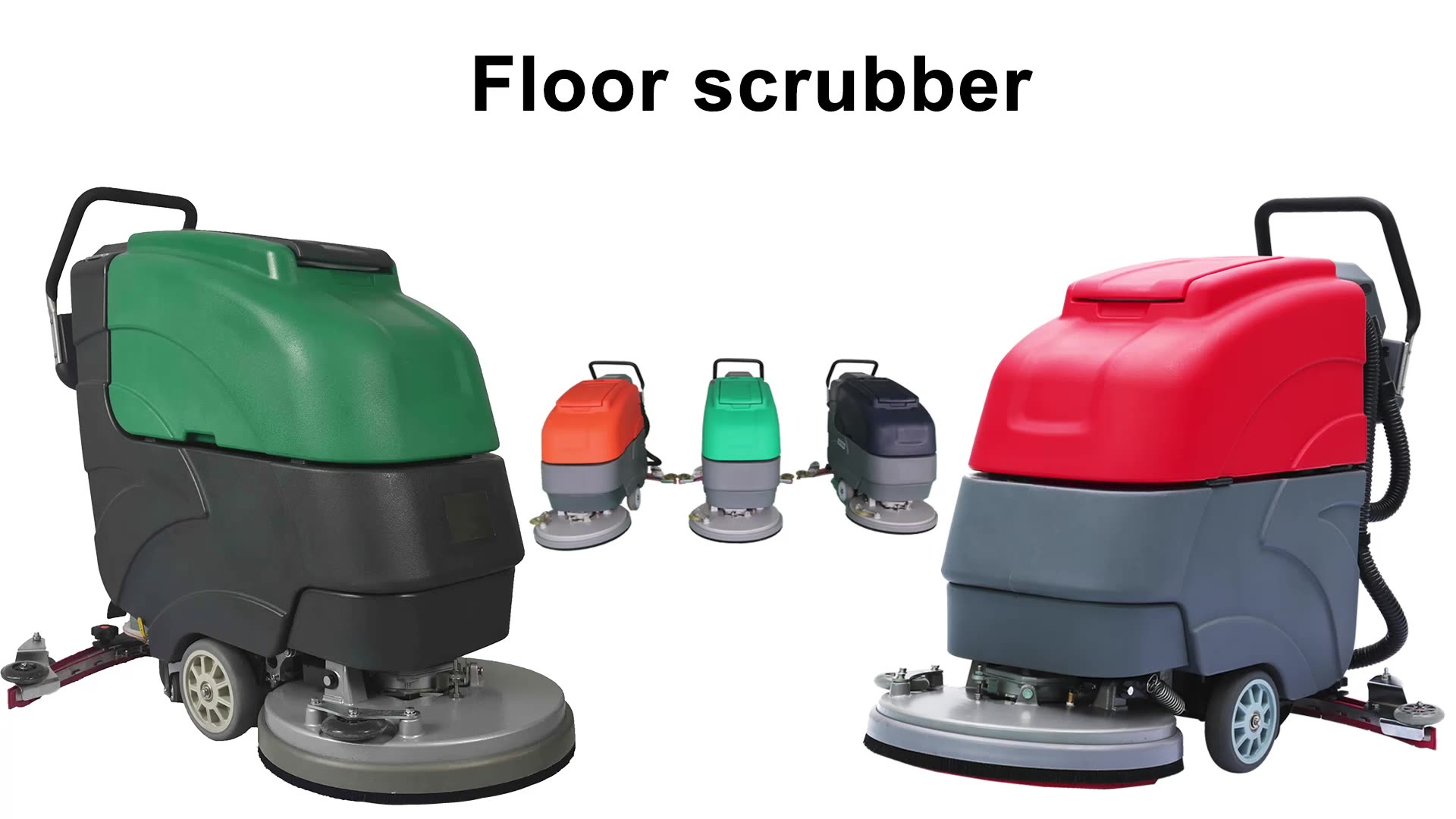 Over 14 years experience high efficient ceramic tile floor cleaning machine