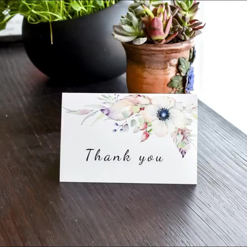 promotion 48 Assorted 6 designs mother's day best gift greeting card