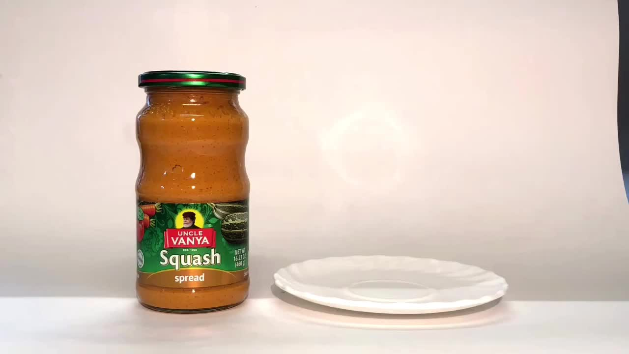 Roasted Squash Spread from Russia