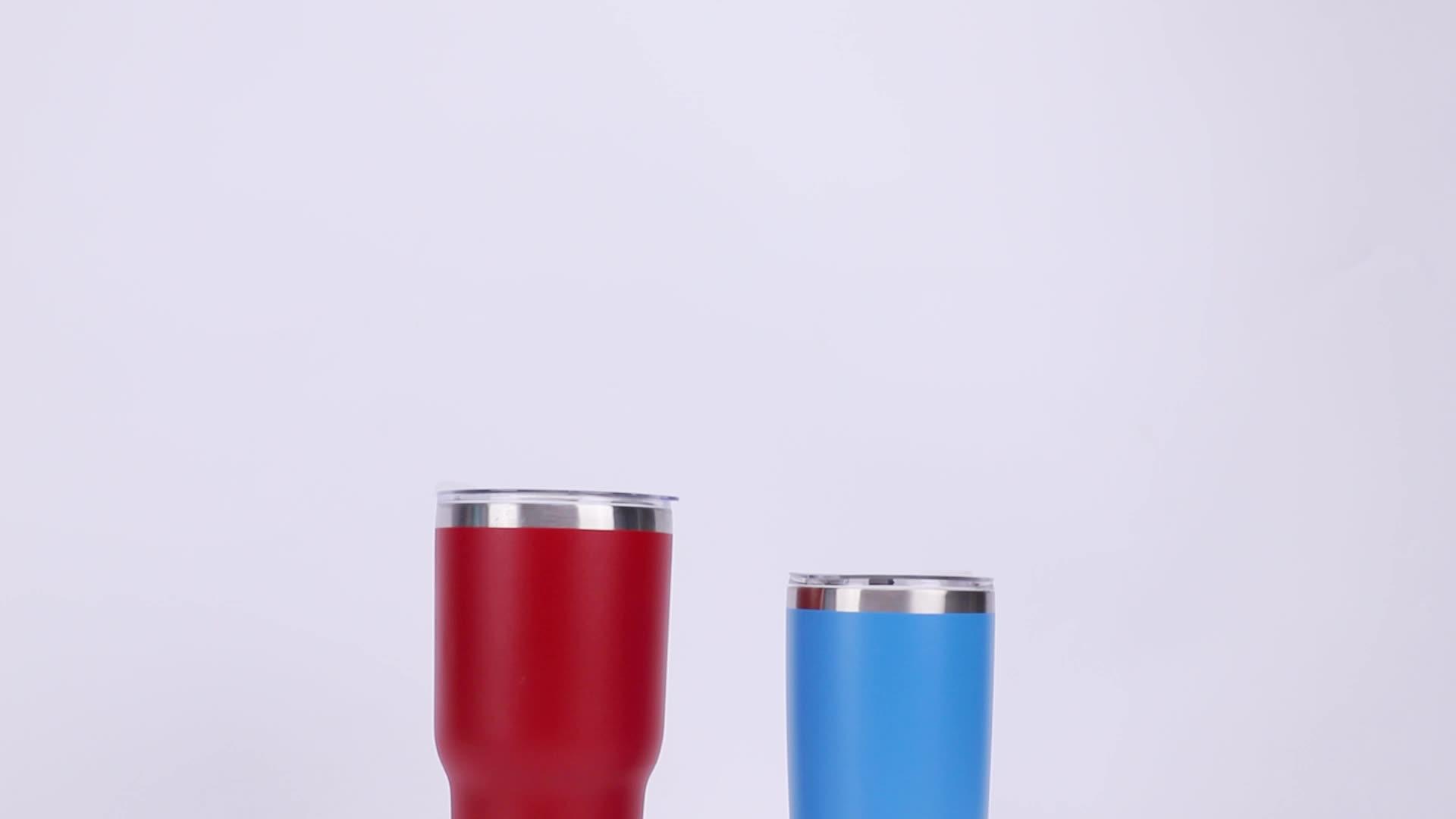 Factory Directly 30 oz stainless steel tumbler double wall vacuum mug wholesale travel mugs customizable