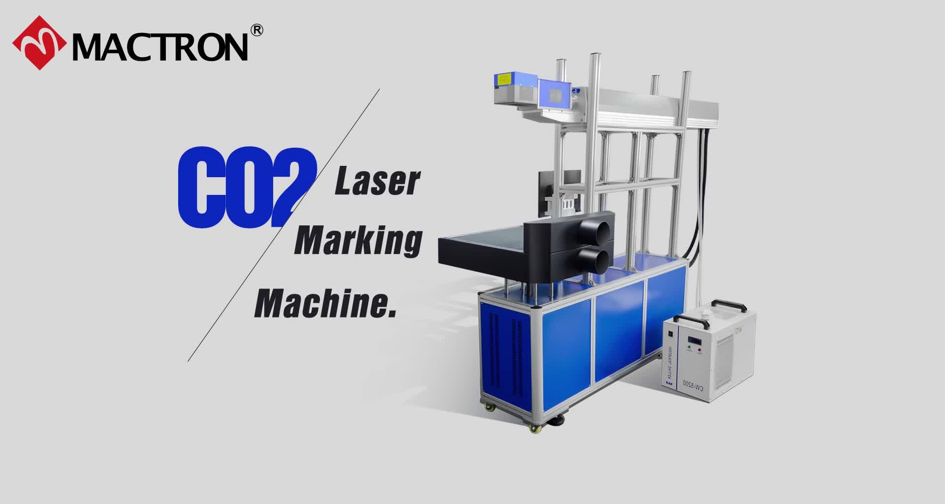 Laser wire marker denim jeans / wood co2 laser marking engraving machine