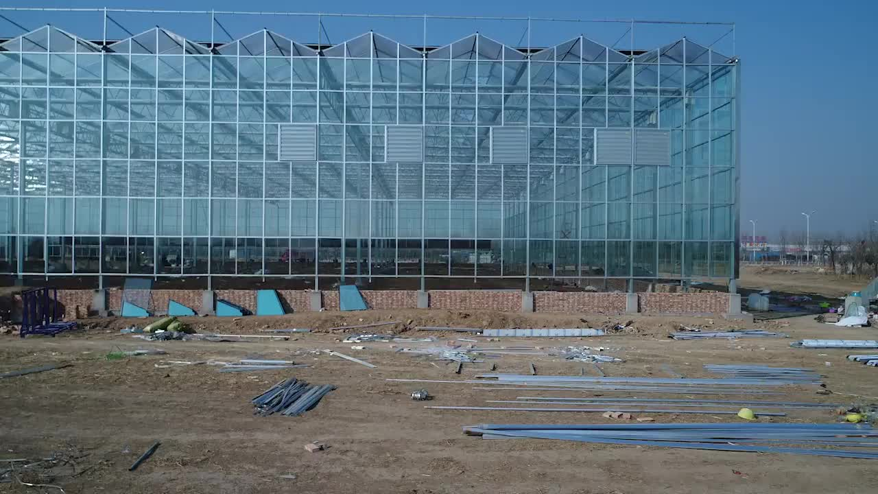 बिक्री के लिए सौर फोटोवोल्टिक ग्रीनहाउस