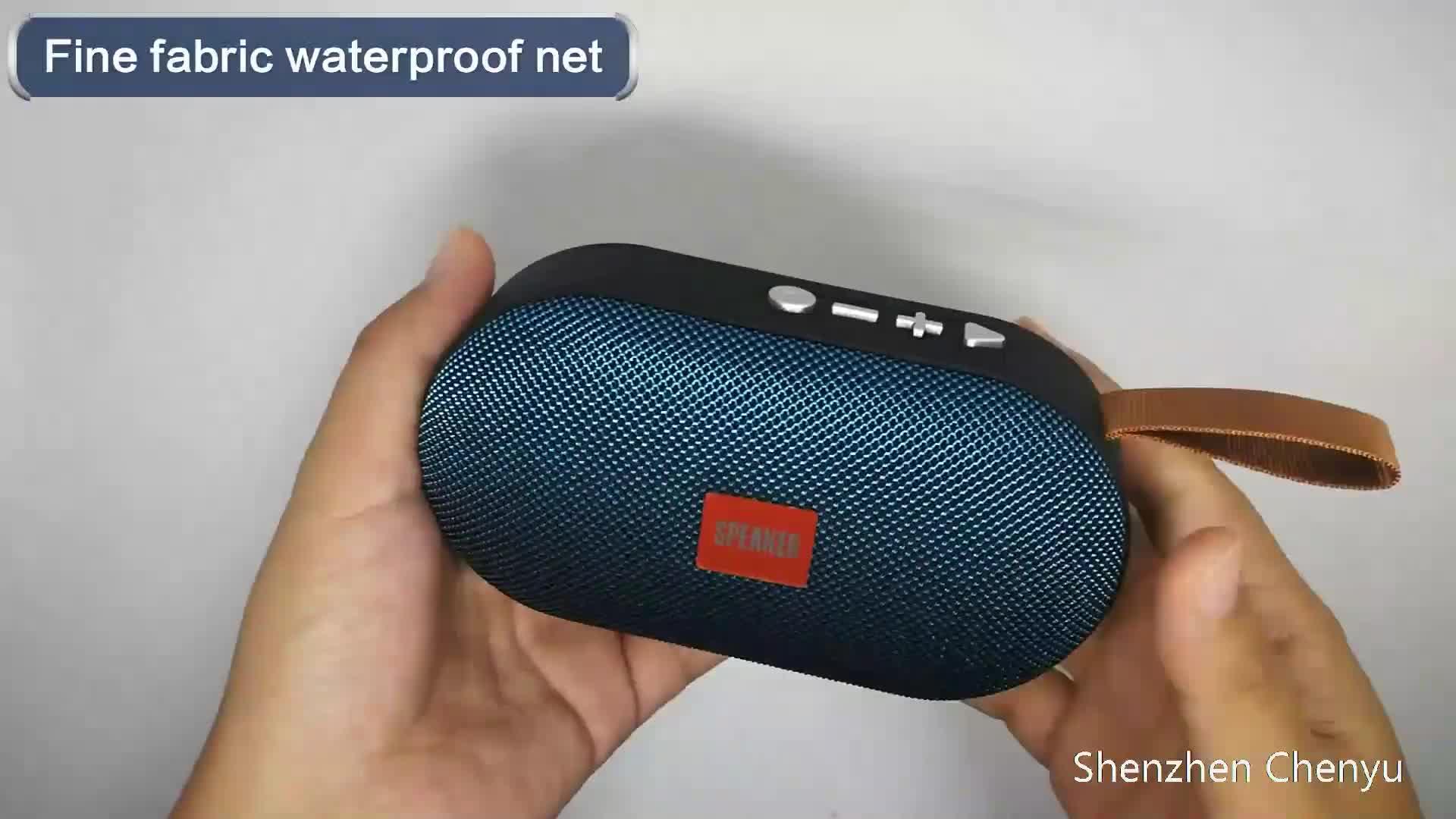 Murah Mini Portable Tahan Air Shower Speaker MIC Suara Keras Kotak Menerima Panggilan Musik Hisap Speaker Nirkabel