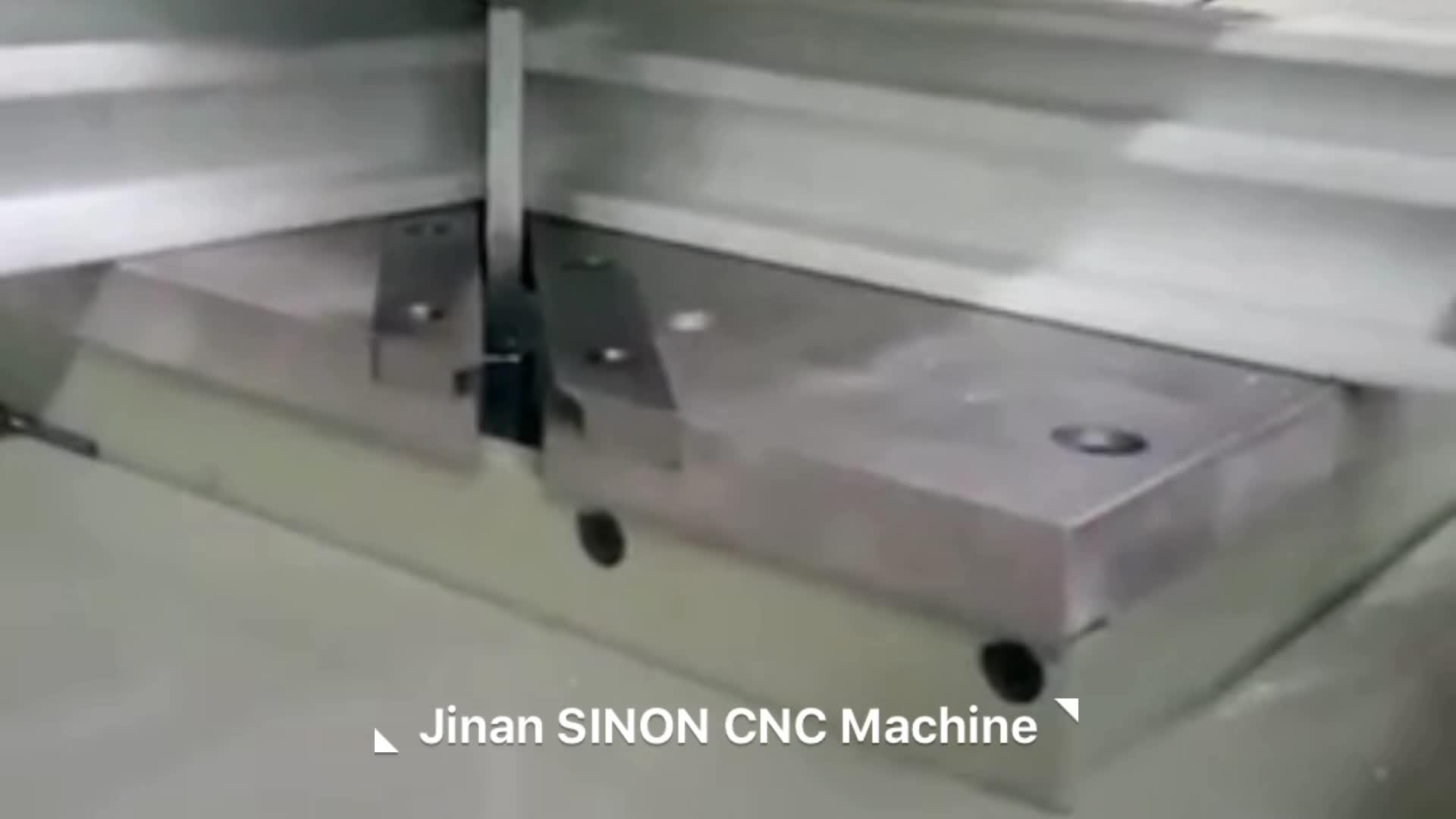 Single Head Welding UPVC Window Making machine