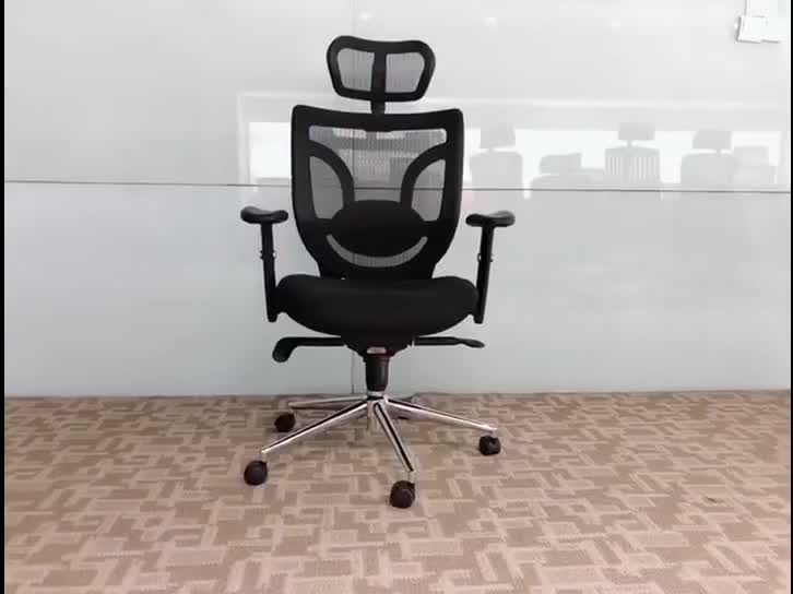 Hersteller liefern hohe zurück mesh bürostuhl executive multi-funktionale ergonomischen mesh büro stuhl