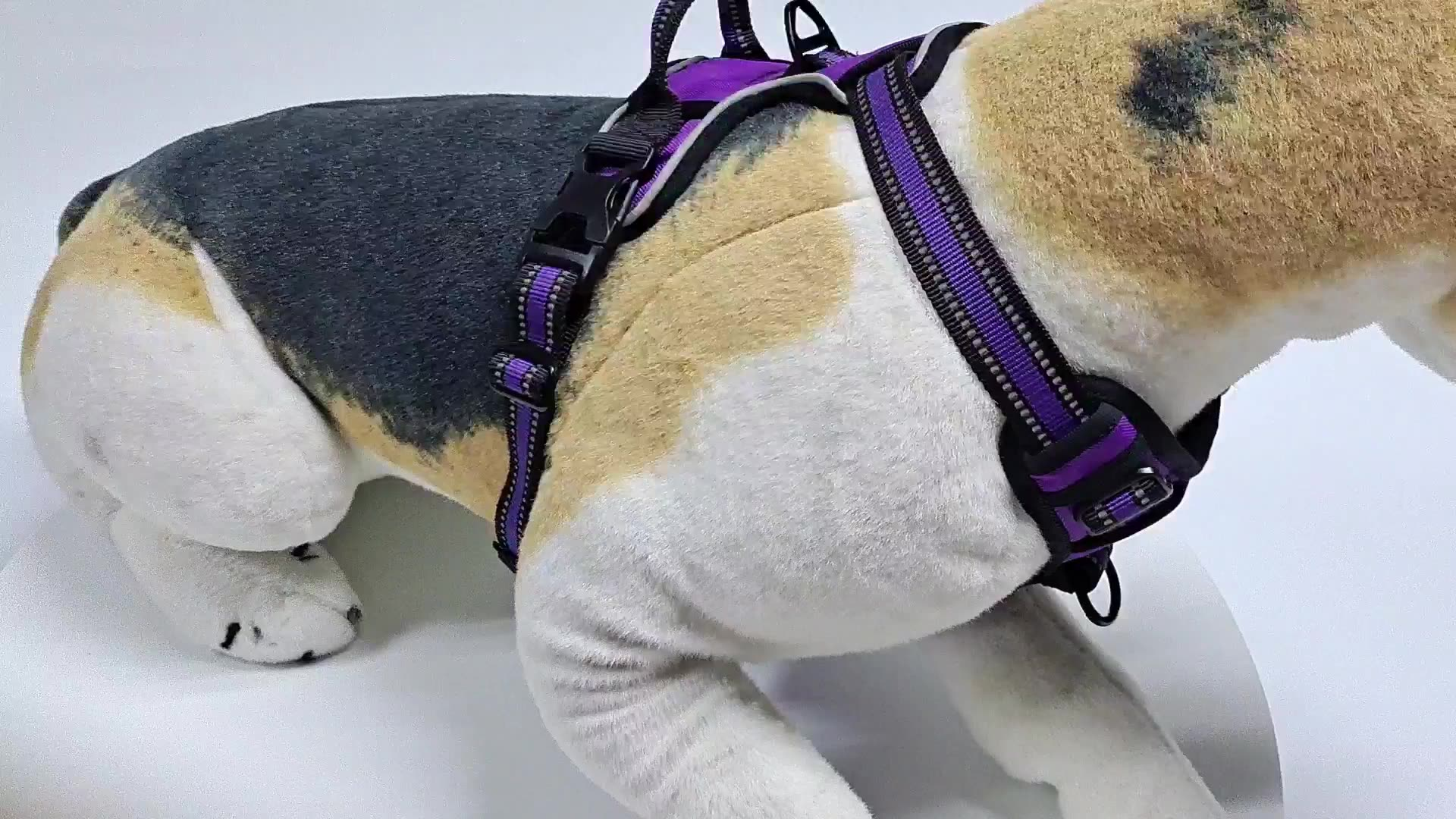 Heavy Duty Luxury Reflective No Pull Soft Pet Harness Vest For Dogs Factory Price Custom