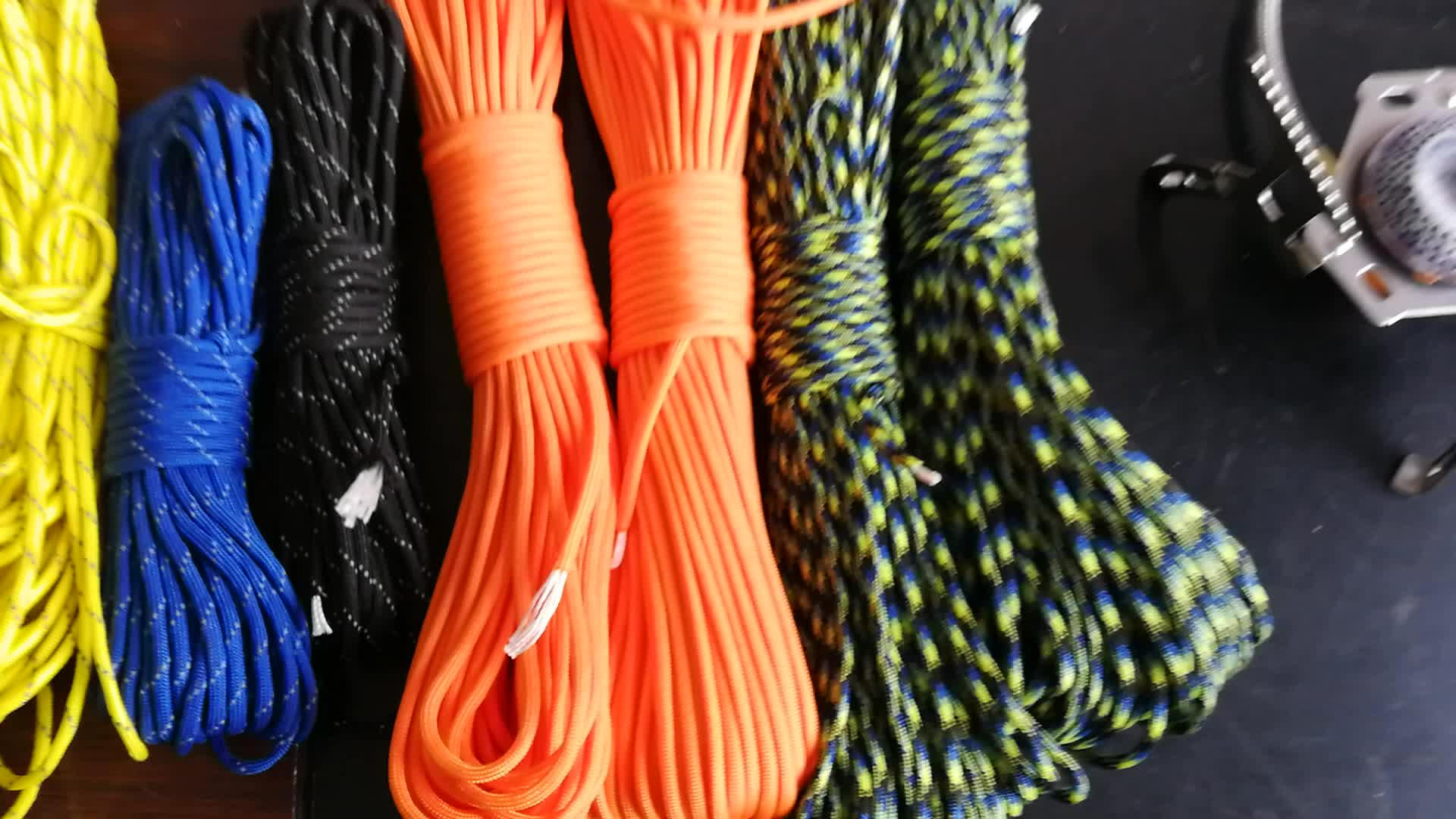 wholesale camping hiking survival 1000ft paracord 550 Parachute Cord Rope