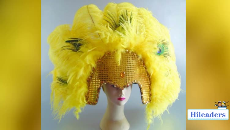 High Quality Feather  Indian Headdress