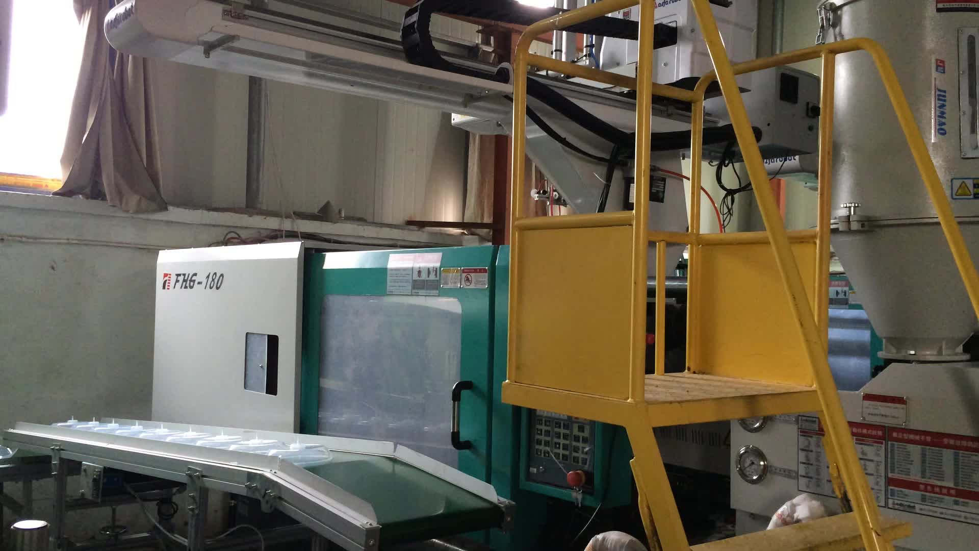 Ningbo Fuhong सीई 180TON 180 T moldeo maquina डे inyectora डे plastico