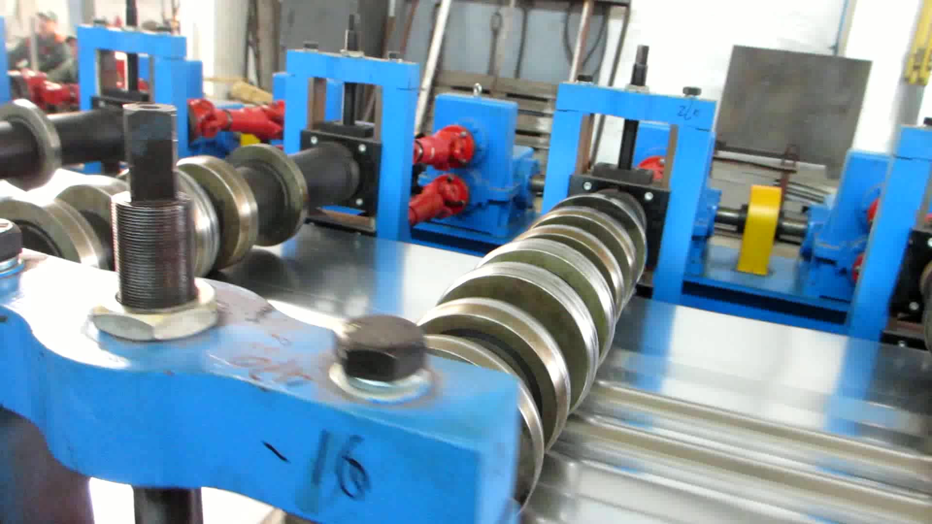 Spiral pipe forming machine metal steel silo