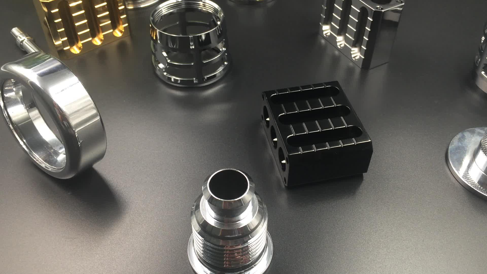 High demand products Custom CNC Machining milling metal 7075 t6 aluminum block