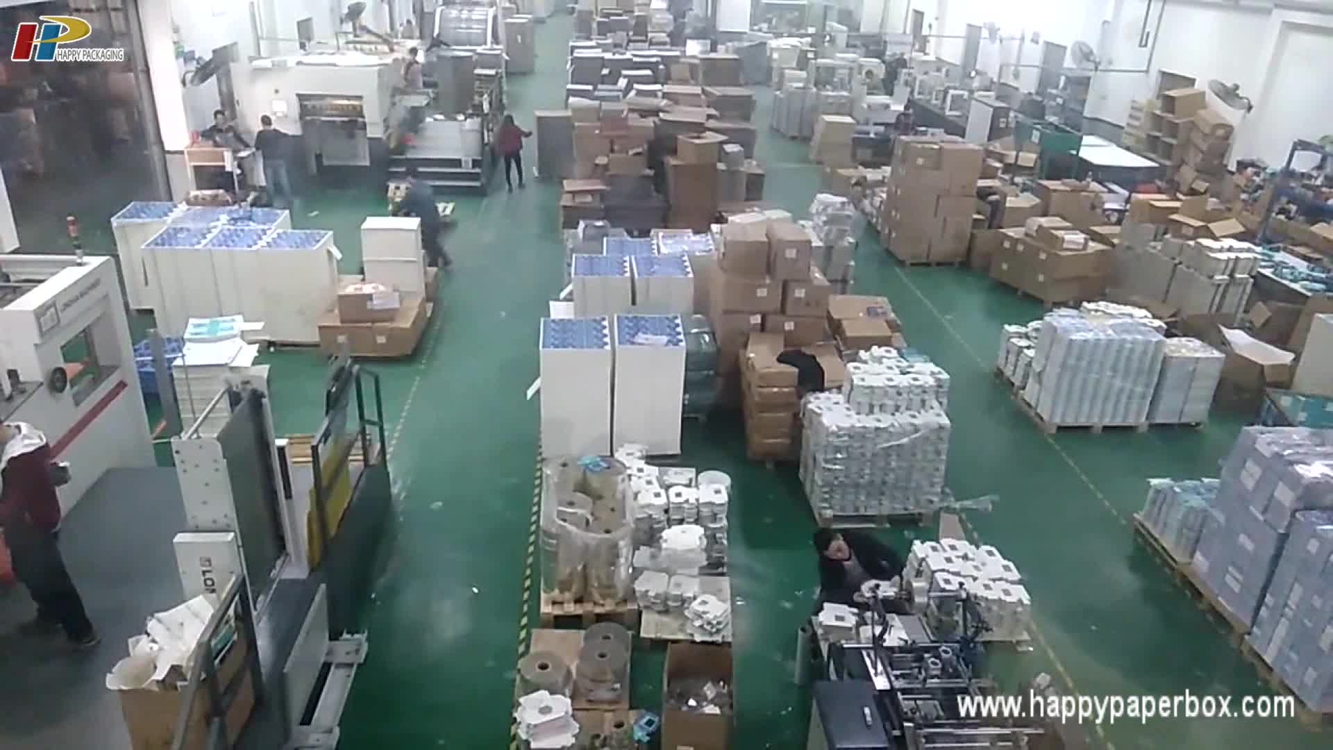 Paper Packaging Boxes Manufacturer E Flute Corrugated Board Paper Corrugated Gable Packaging Box