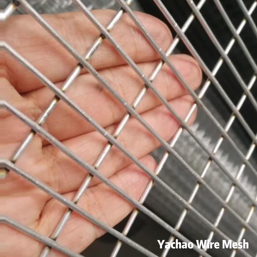 "14 gauge 2mm wire 1/2x1"" aperture 1x20m 1x30m galvanized welded wire mesh rolls for rabbit cage"