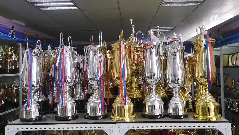 Custom sports racing running marathon game metal champion award trophy cup/trophy