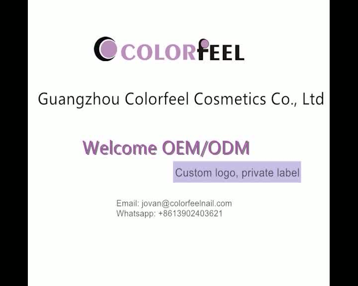 Color Gel Nail Products 15ml Soak Off LED&UV OEM ODM Nail Polish Products No name gel uv