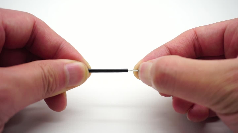 Standar Amerika Listrik Kawat Kabel UL1007 28 AWG Kabel dengan Tinned Copper