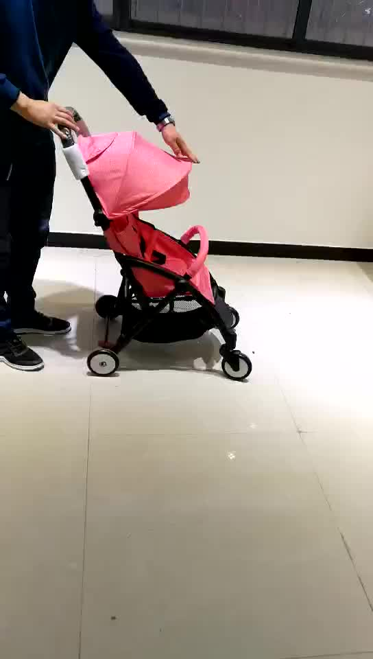 Wholesale cheap price easy foldable light weight baby stroller