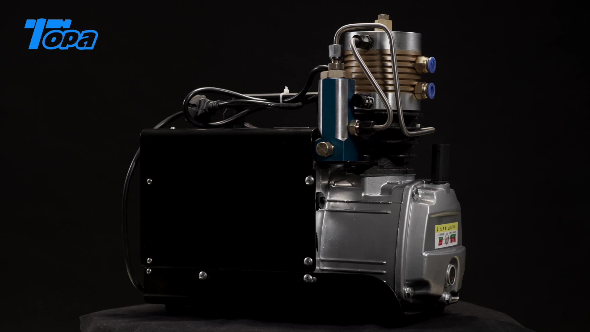 Best price 3000 psi DC made in italy air compressor pump