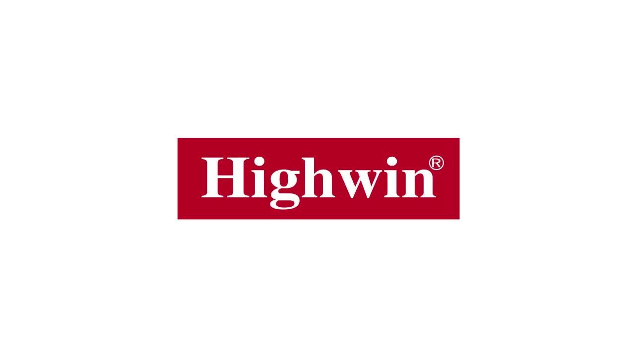Highwin della fabbrica di nuovo disegno di Legno di Bambù coperchio e manico borosilicato e in acciaio inox vetro francese premere