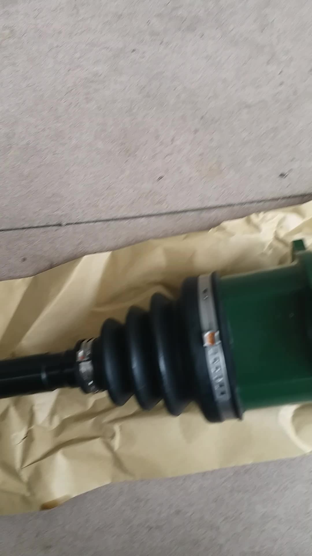 to-074 outer cv joint 30x72 5x30