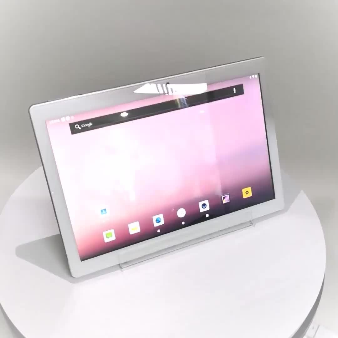 2020 최신 태블릿 지문 안드로이드 9.0 쿼드 코어 32GB Rom Ram 2GB 4G 전화 태블릿 PC 전면 5.0MP 카메라