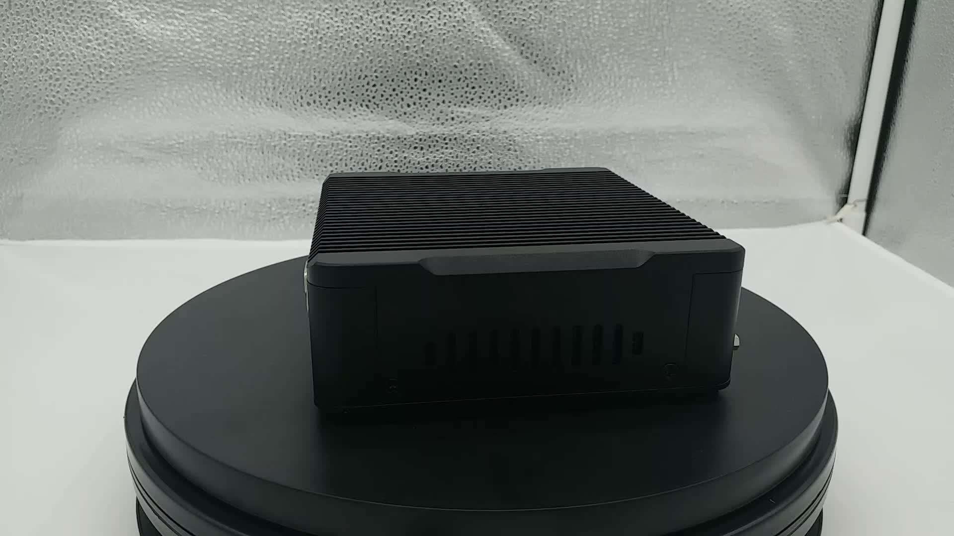 Smallest Embeded Fanless PC  SDJ1906 Mini Computer