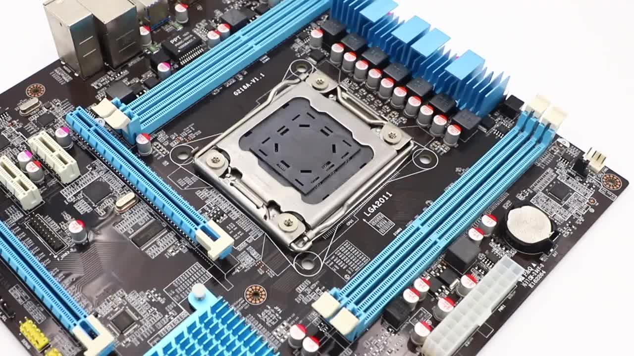 Mircomax system board h61 lga1155,computer parts motherboard