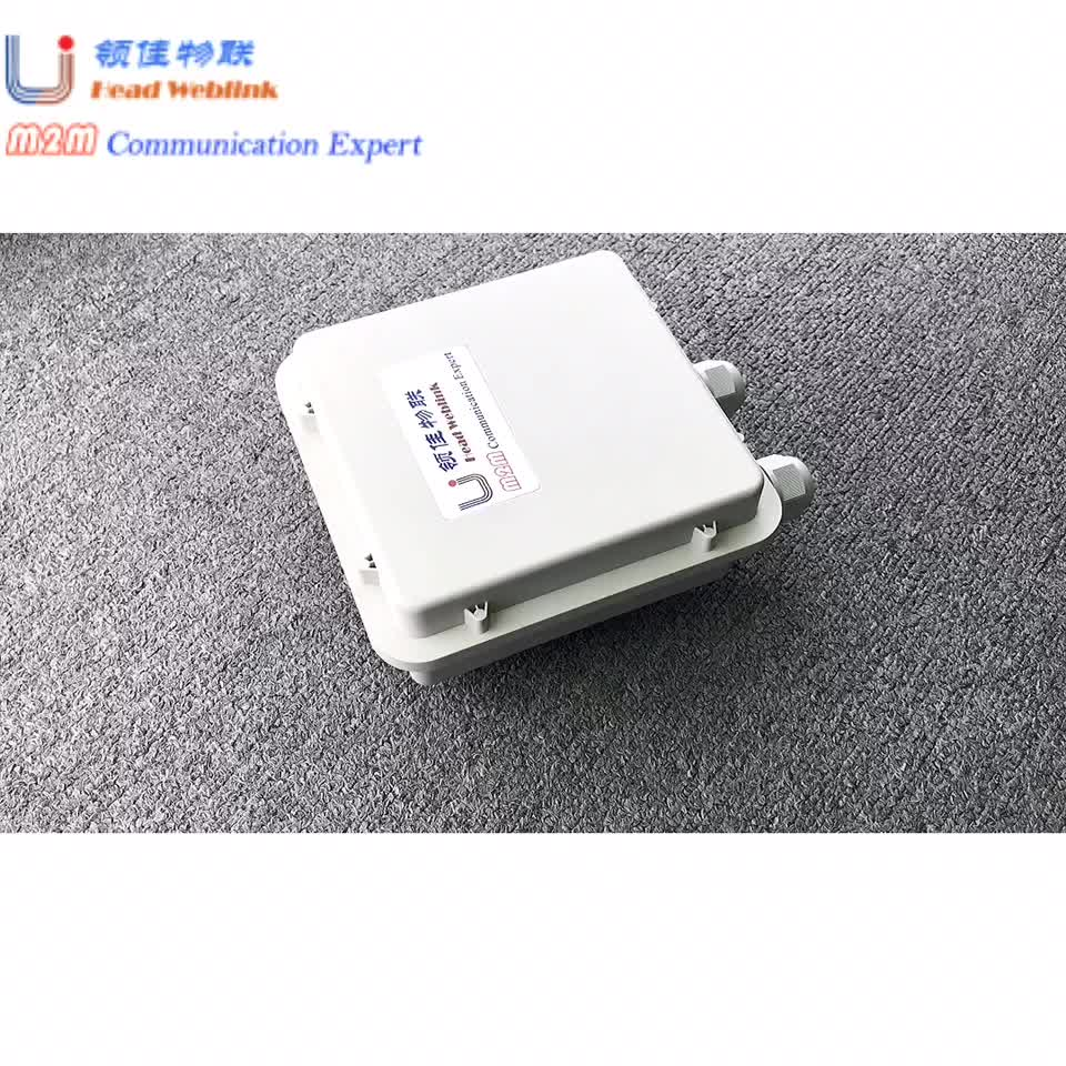 Support B42, B43 outdoor LTE 4G CPE with IP67 casing (HDR100 L2)