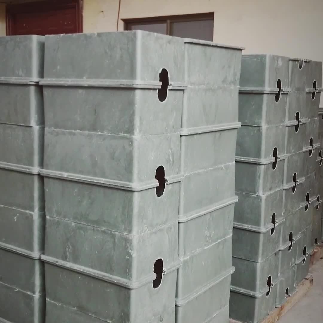 Underground Waterproof Compound BMC Water Meter Cover Box