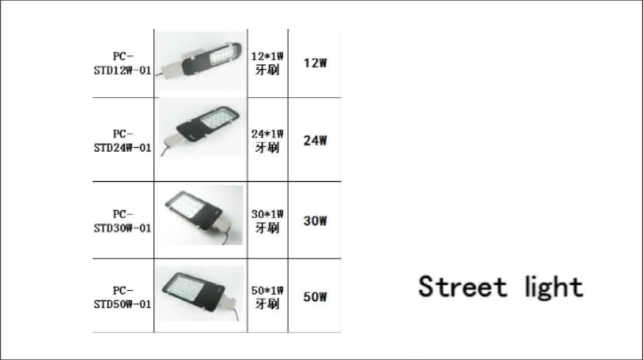 Get US$500 coupon CE Rohs China suppliers Area Lighting Fixture 30w outdoor led street lights