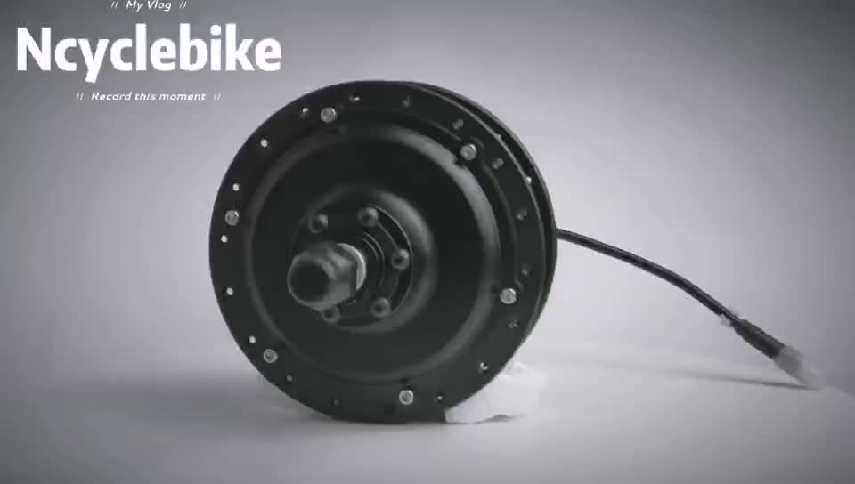 Snow bike 350w 20 inch electric bicycle fat tire motor electric bike conversion kit with battery