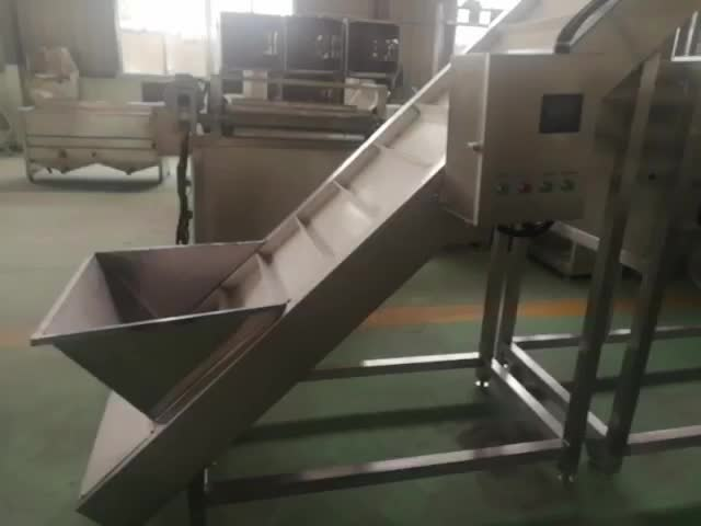 compound stackable potato chips production line for sales