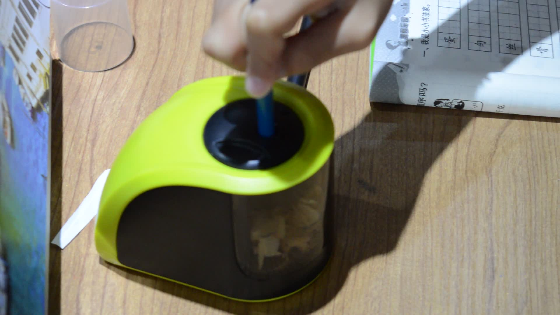 Wholesale Stationery Supplies Desk Mounted Pencil Sharpener