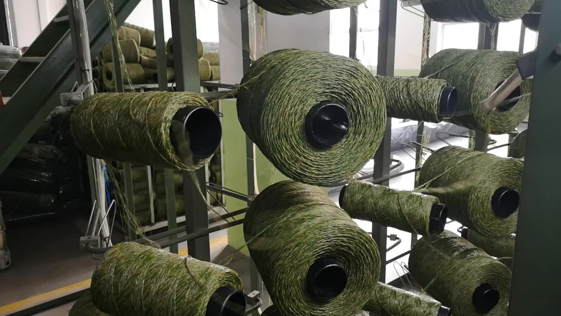 China high quality landscape artificial turf grass/synthetic grass for garden