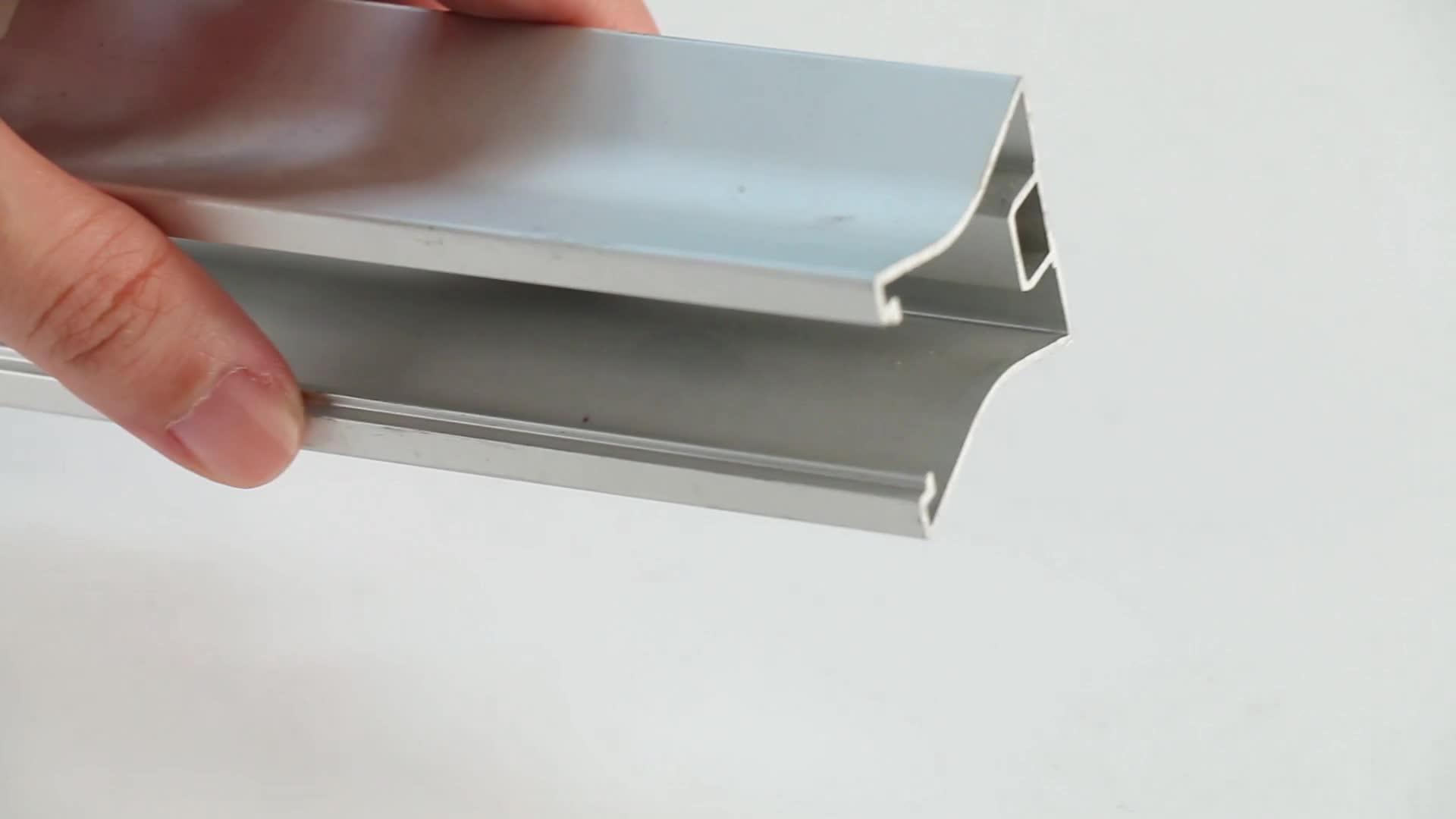 อลูมิเนียม 6063 T5,anodized อลูมิเนียมโปรไฟล์อุตสาหกรรมอลูมิเนียมโปรไฟล์