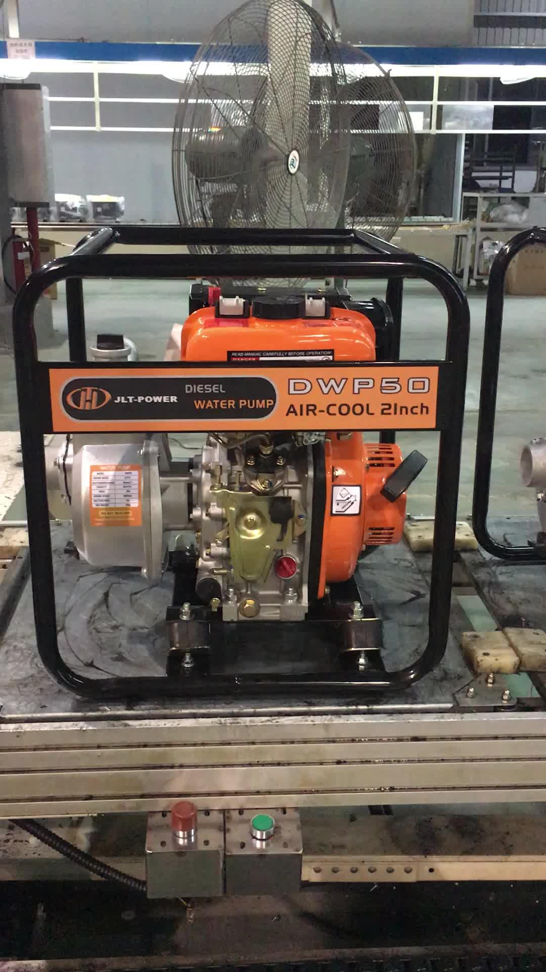 Wholesales Diesel engine 2 inch Water Pump manufactory price