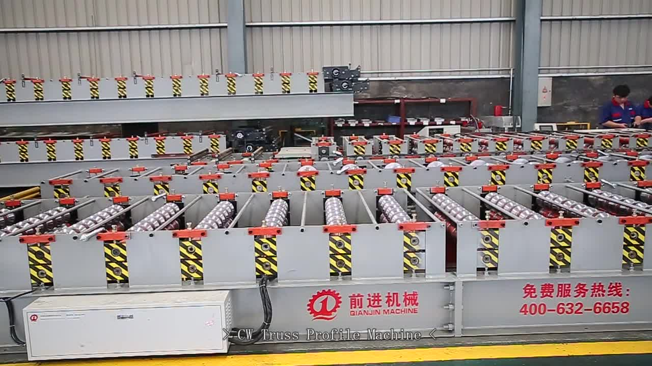 Hot sale various specifications sheet metal shelf roofing roll forming machine