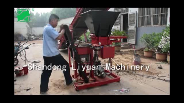 ECO BRAVA interlock baksteen machine fabrikanten