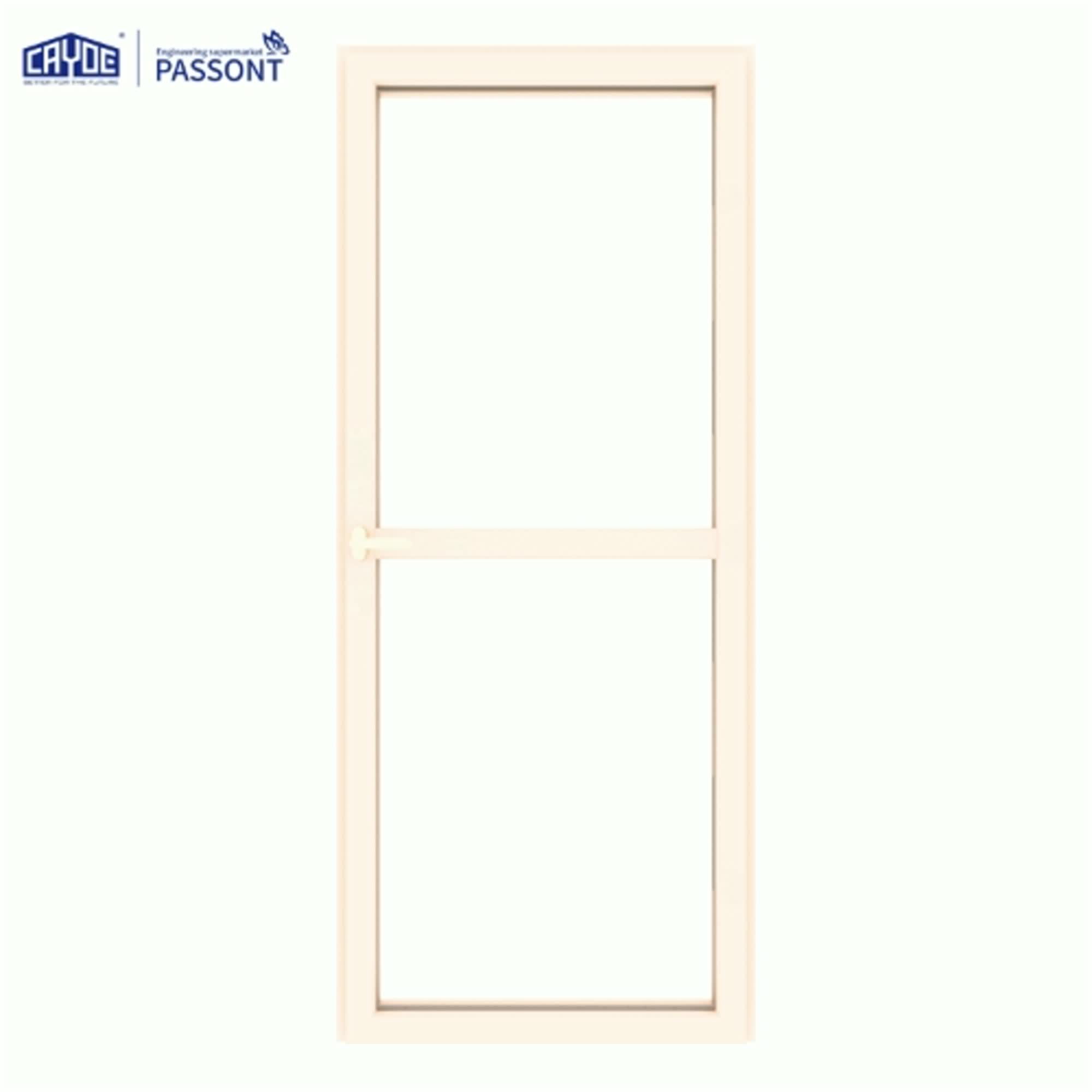 Aluminum bathroom door price bangladesh pvc bathroom door