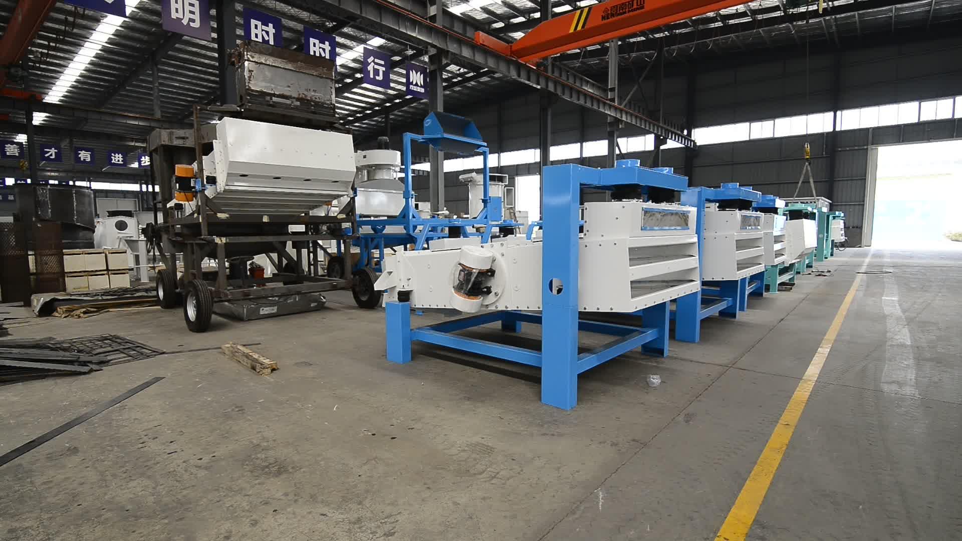 Soybean Bean Cleaning Machine Manufacturer in Shijiazhuang