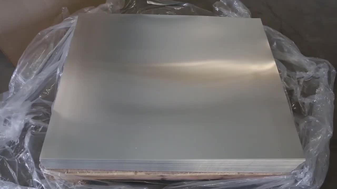 Huafeng 3003 5052 6061 Aluminum Alloy Sheet Metal Price for Sale