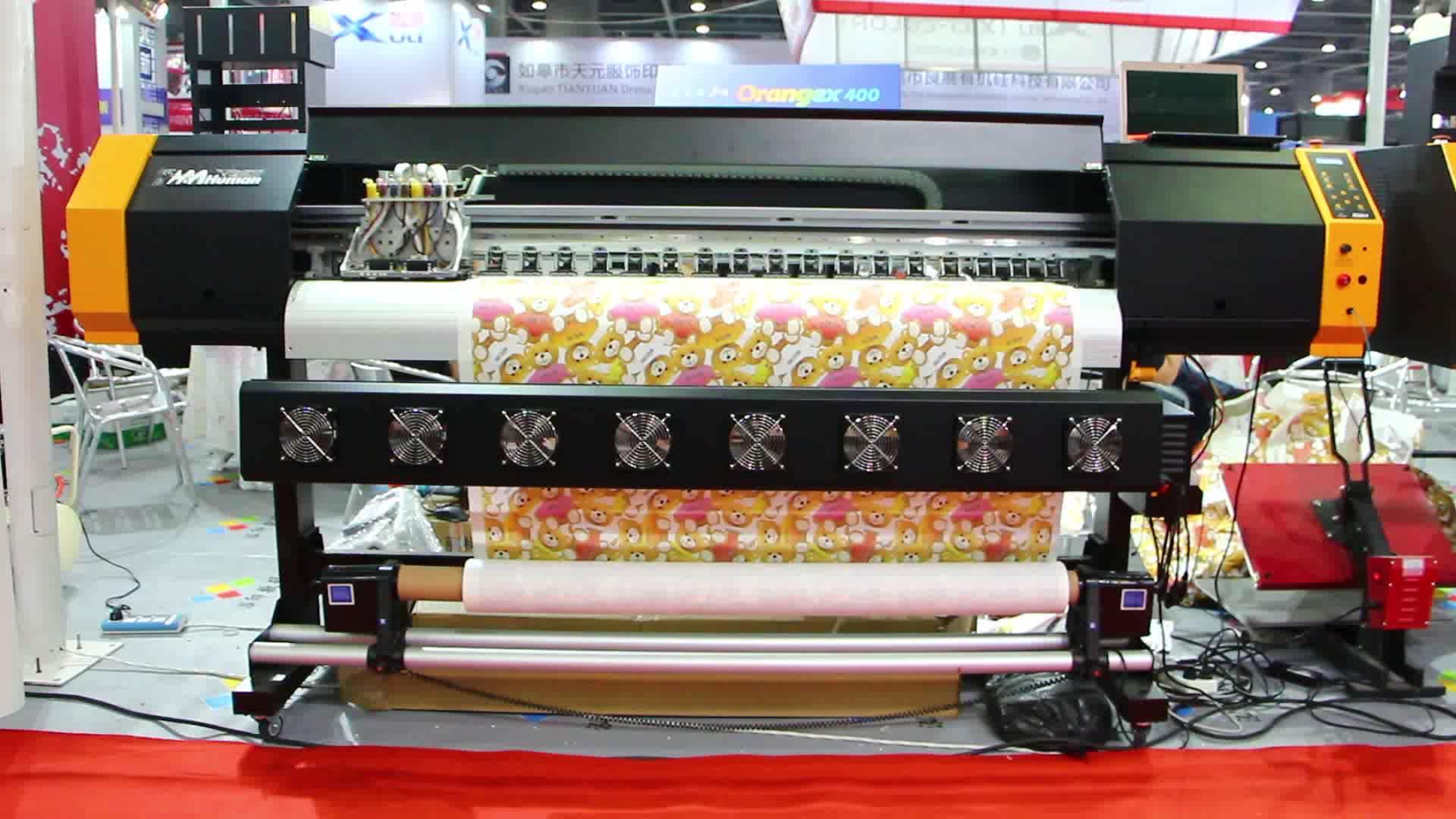 Hongink Human Digital Textile Printer E-jet V25 ...