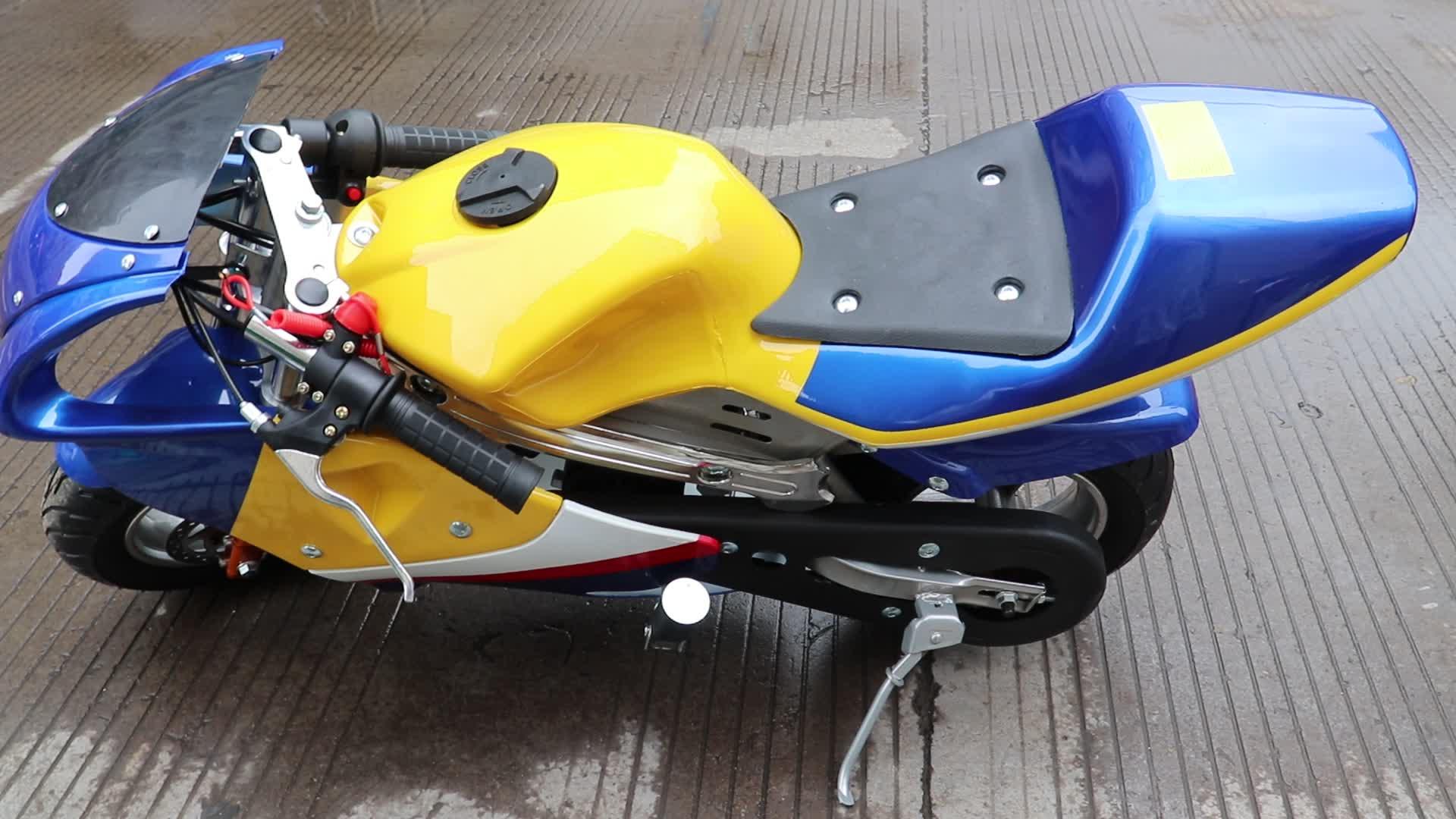 Phyes Mini Pocket Bike Motorcycle 50cc Pocket Bike 49cc