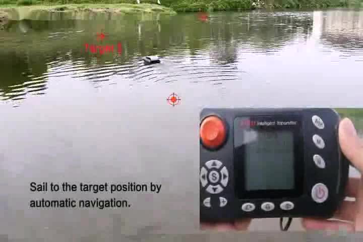Free shipping jabo 2CG 36A lithium battery remote control rc long time distance abs hull fishing gps bait boat sonar fish finder
